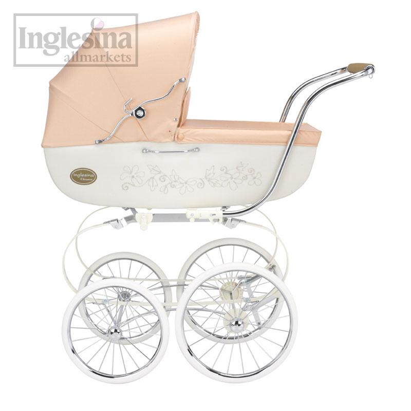 Спальная коляска для новорожденных Inglesina Classic Rosa Perlage.