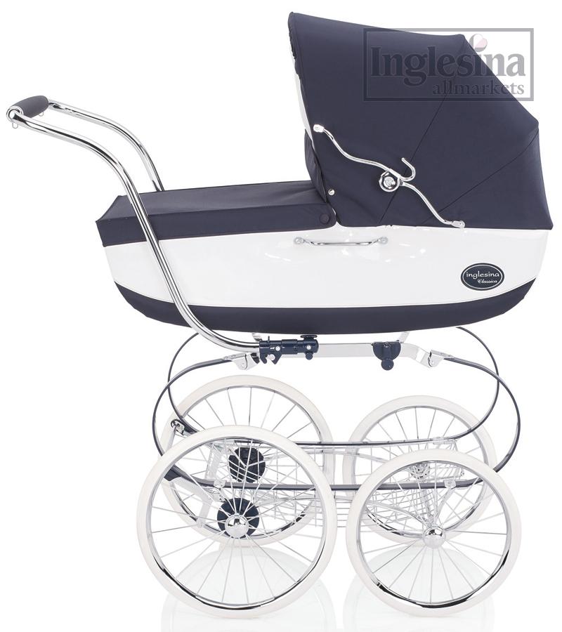 Спальная коляска для новорожденных Inglesina Classica Vernice.