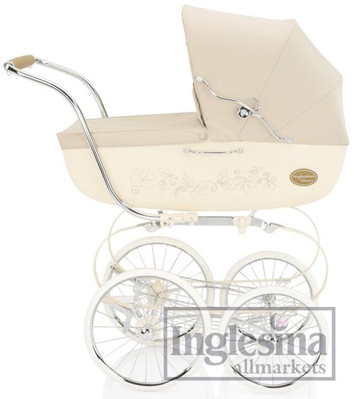 Белые коляски самые красивые! :love: Вот несколько нашла: :4u