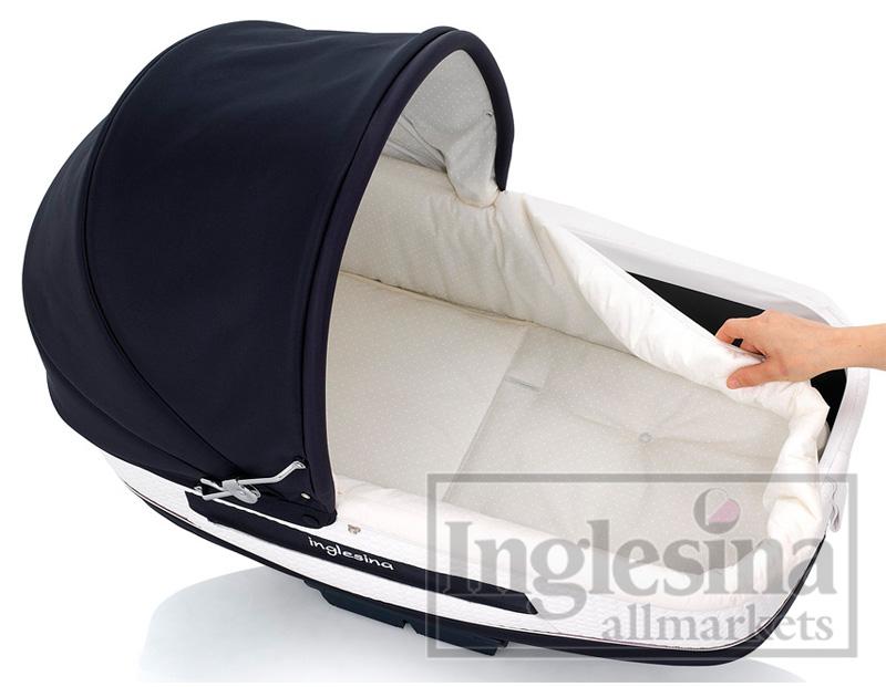 КУПИТЬ Коляска Inglesina Vittoria 2012 на шасси Comfort Chrome...