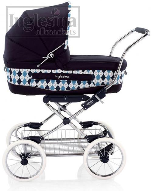 Детская спальная коляска Inglesina Vittoria BT Blu 2011 (Инглезина...