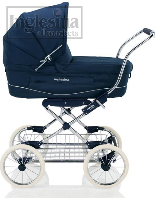 Спальная коляска для новорожденных Inglesina Vittoria Marina.