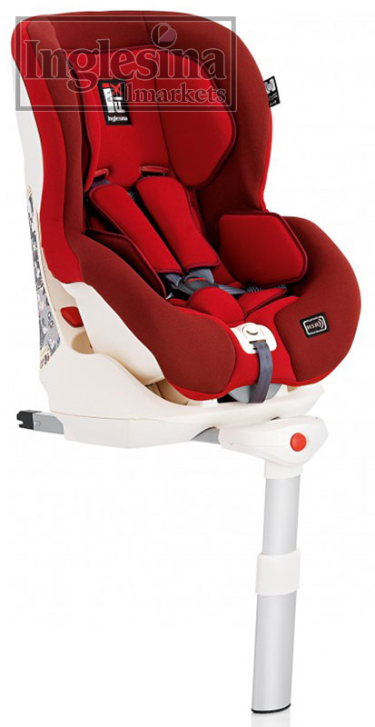 Inglesina Amerigo I-Fix Isofix Red