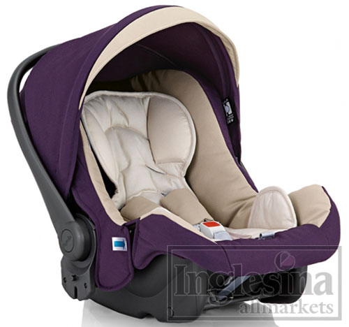 Inglesina Huggy Multifix Mirtillo